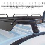 Bagażnik dachowy samochodowy do Iveco Daily 12,0 L2H2 / wysyłka Elbląg