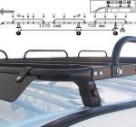 Bagażnik samochodowy wraz z platformą do modelu L2H1 Peugeot Expert / wysyłka Tychy