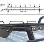 Bagażnik samochodowy dachowy do Nissan Kubistar / montaż Rzeszów CRUZ